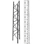 Rohn Tower RSL90H20 Heavy Duty Dish Loading 90 Ft Tower