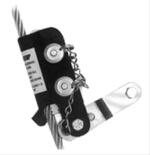 Rohn TT-WG-500W-SMC Safety Cable Slider