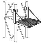 Rohn WPCC65 65G Work Platform