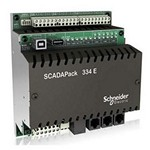 SCADAPack TBUP334-EA55-AB1AS (334E Series) with MDS Radio
