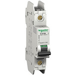 Schneider Electric 60103 Square D Breaker 1 Pole 2 Amp