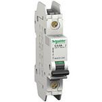 Schneider Electric 60104 Square D Breaker 1 Pole 3 Amp