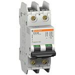 Schneider Electric 60134 Square D Breaker 2 Pole .5 Amp