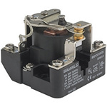 Schneider 8501CDO15V53 Square D Power Relay 24 VDC 40A 1PDT