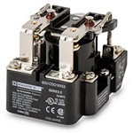 Schneider 8501CDO16V53 Square D Power Relay 24 VDC 40A 2PDT
