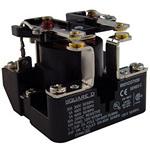 Schneider 8501CDO7V53 Square D Power Relay 24 VDC 40A 2PST