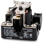 Schneider 8501CO15V04 Square D Power Relay 277 VAC 40A 1PDT