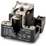 Schneider 8501CO15V20 Square D Power Relay 120 VAC 40A 1PDT