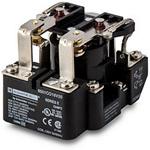 Schneider 8501CO16V20 Square D Power Relay 120 VAC 40A 2PDT