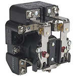 Schneider 8501CO16V36 Square D Power Relay 12 VAC 40A 2PDT