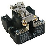 Schneider 8501CO6V36 Square D Power Relay 12 VAC 40A 1PST