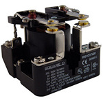 Schneider 8501CO7V20 Square D Power Relay 120 VAC 40A 22PST