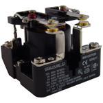 Schneider 8501CO7V35 Square D Power Relay 6 VAC 40A 22PST