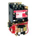 Schneider Electric 8903SQO10V03 lighting contactor, mechanically held, 100 A, 2 pole, open, 240/220V 60/50Hz