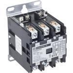 Schneider Electric 8910DPA52V09U1 Contactor, Definite Purpose, 50A, 2 pole, 10 HP at 230 VAC, 1 Phase, 208/240 VAC 60 Hz 220 VAC 50 Hz coil, UL Listed