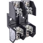 Schneider Electric 9080FB2211R Terminal block, Linergy, fuse holder, Class R, 30A, 250 V, 2 pole