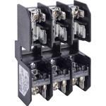 Schneider Electric 9080FB3611CC Terminal block, Linergy, fuse holder, Class CC, 30A, 600 V, 3 pole