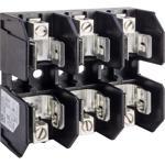 Schneider Electric 9080FB3621J Terminal block, Linergy, fuse holder, Class J, 60A, 600 V, 3 pole