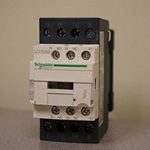 Schneider Electric LC1D258F7 Starter Contactor IEC 120V 40A