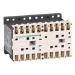 Schneider Electric LC2K06107B7 TeSys K reversing contactor - 3P - AC-3 <= 440 V 6 A - 1 NO - 24 V AC coil
