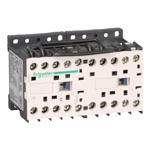 Schneider Electric LC2K1201B72 TeSys K reversing contactor - 3P - AC-3 <= 440 V 12 A - 1 NC - 24 V AC coil