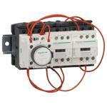 Schneider Electric LC3D18AM7 TeSys D - star delta starter - 3 x 3P (3 NO) - 18 A - 220 V AC coil