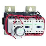 Schneider Electric LC3D80F7A64 TeSys D - star delta starter - 3 x 3P (3 NO) - 80 A - 110 V AC coil