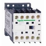 Schneider Electric LC7K0910M7 TeSys K Non-Reversing contactor - 3P - AC-3 <= 440 V 9 A - 1 NO aux. - 220...230 V AC coil