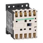 Schneider Electric LP1K09017BD TeSys K Non-Reversing contactor - 3P - AC-3 <= 440 V 9 A - 1 NC aux. - 24 V DC coil