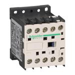 Schneider Electric LP1K1210FD TeSys K Non-Reversing contactor - 3P - AC-3 <= 440 V 12 A - 1 NO aux. - 110 V DC coil