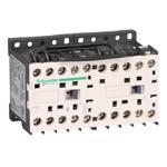 Schneider Electric LP5K0601EW3 TeSys K reversing contactor - 3P - AC-3 <= 440 V 6 A - 1 NC - 48 V DC coil
