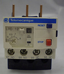 Schneider Electric LRD12 Overload Relay IEC 600V