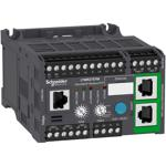 Schneider Electric LTMR27EFM Motor Management, TeSys T, motor controller IEC Smart Overload, Ethernet/IP, Modbus/TCP, 6 inputs, 3 outputs, 1.35 to 27A, 100 to 240 VAC