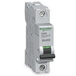 Schneider Electric MG17402 Square D Breaker 1 Pole 1.2 Amp