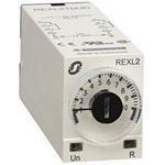 Schneider REXL2TMJD Square D Zelio Timing Relay 12 VDC 5A