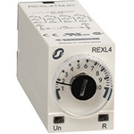Schneider REXL4TMJD Square D Zelio Timing Relay 12 VDC 3A