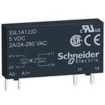 Schneider SSL1A12JDR Solid State SSL Relay Plug In