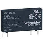 Schneider SSL1A12NDR Solid State SSL Relay Plug In