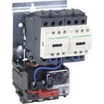 Schneider Electric T36AN23G7 TeSys NEMA Sz 00 rev open starter, 3P, 120 VAC Reversing