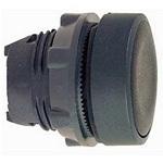 Schneider Electric ZB5AA2 Pushbutton Switch 22mm Black Flush