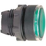 Schneider Electric ZB5AH033 Pushbutton Switch 22mm Green Illuminated