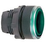 Schneider Electric ZB5AW333 Pushbutton Switch 22mm Green Illuminated