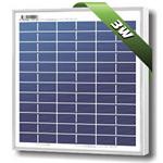 Solarland SLP003-12U 3 watt Solar Panel