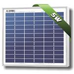 Solarland SLP005-12U 5 watt Solar Panel