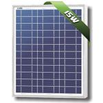 Solarland SLP015-12U 15 watt Solar Panel