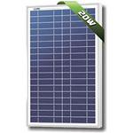 Solarland SLP020-12U 20 watt Solar Panel