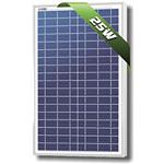 Solarland SLP025-12U 25 watt Solar Panel