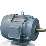 Tatung WH0016FFAC Electric Motor 1 HP 230V 3 Phase