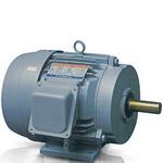 Tatung WH1Y52FFAC Electric Motor 1.5 HP 230V 3 Phase