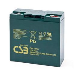 Evh12240 Csb Battery High Cycle Battery 12v 22ah 7 13 Quot L